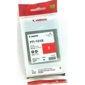 Canon IPF5000, 6200 - PFI101R Druckerpatrone - 130ml Rot