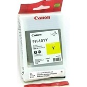 Canon IPF5000, 6200 - PFI101Y Druckerpatrone - 130ml Yellow