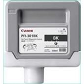 Canon IPF 8000, 9000 - PFI301BK Druckerpatrone - 330ml Schwarz