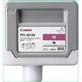 Canon IPF 8000, 9000 - PFI301M Druckerpatrone - 330ml Magenta