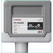 Canon IPF 8000 - Druckerpatrone PFI302BK 330ml Schwarz