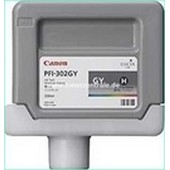 Canon IPF 8000 - Druckerpatrone PFI302GY 330ml Grau