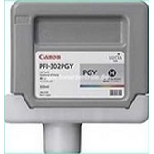 Canon IPF 8000 - Druckerpatrone PFI302PGY 330ml Grau Photo