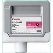 Canon IPF 8xx - Druckerpatrone PFI303M 330ml Magenta