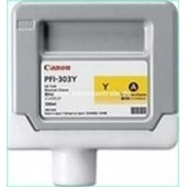 Canon IPF 8xx - Druckerpatrone PFI303Y 330ml Yellow