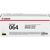 Canon 064-Y Toner 5.0K Yellow