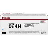 Canon 064-HC Toner 10.4K Cyan