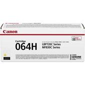 Canon 064-HY Toner 10.4K Yellow