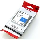 Canon IPF 680, 780 - PFI107 Tintenpatrone Cyan 130 ml