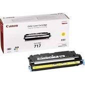 Canon Toner 717Y - 4.000 Seiten Yellow