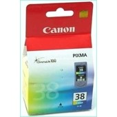 Canon CL38 Tintenpatrone (9ml) Color