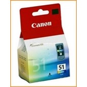 Canon CL51 Inkcatridge (21ml) Color