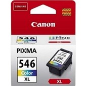 Canon Pixma MG 2450 2550 - CL546XL Tinte Color 13 ml 300 Seiten