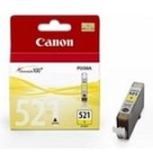 CLI-521Y - Canon Tintenpatrone 9ml Yellow