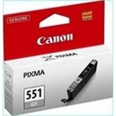 Canon CLI551GY Druckerpatrone Grau 125 Seiten