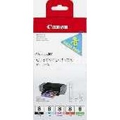 CANON PIXMA PRO 9000 - MultiPack CLI8 - VE=5 Bk,PC,PM,R,G