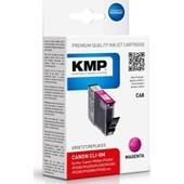 KMP C68 Druckerpatrone ersetzt Canon CLI8M Magenta 420 Seiten