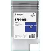 Canon IPF 6300, 6400 - PFI106B PFI105B Druckerpatrone - 130ml Blau