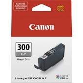 Canon PFI300GY Tintenpatrone 14,4ml grau