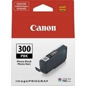 Canon PFI300PBK Tintenpatrone 14,4ml schwarz foto