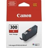 Canon PFI300R Tintenpatrone 14,4ml rot