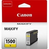 Canon Druckerpatrone PGI1500Y Yellow 4,5 ml