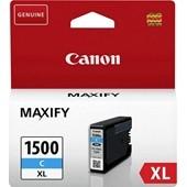 Canon Maxify PGI-1500XLC Druckerpatrone - 1.000 Seiten Cyan