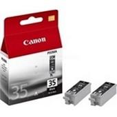 Canon PGI-35 Tintenpatrone Schwarz Doppelpack