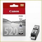 PGI-520BK - Canon Tintenpatrone 19ml Schwarz pigmentiert
