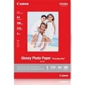 Canon Fotopapier GP501 Glossy - 10x15cm-210g-100 Blatt