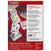 Canon Fotopapier HR101 High Resolution - A3-110g-100 Blatt
