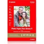 Canon Fotopapier PP201 - A3-275g-20 Blatt Plus Glossy II