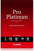 Canon Fotopapier PT101 Pro Platinum mit Hochglanzfinish - A3+/300g/20 Blatt <font color=orange>ACHTUNG! Artikel eingestellt. M&#246;gliche Alternativen bitte anfragen!</font>