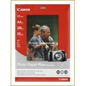 Canon Fotopapier SG201 Seidenglanz matt - A4-260g-20 Blatt