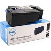 DELL 1250 - Toner 59311140 59311016 DC9NW 810WH - 2.000 Seiten Schwarz
