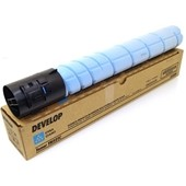 Develop Ineo plus 224, 284 - Toner A33K4D0 TN321C - 25.000 Seiten Cyan