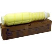 Develop Ineo + 5501 - Toner A0VW2D0, TN612Y Yellow