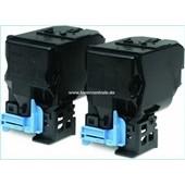 Epson Aculaser C3900 - Toner S050594 - 2 x 6.000 Seiten Schwarz