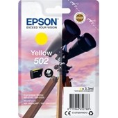 Epson Druckerpatrone 502 T02V4 Yellow 160 Seiten