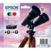 Epson Druckerpatrone MultiPack 502 T02V6 Bk,C,M,Y