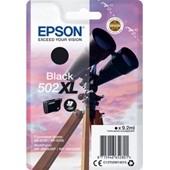 Epson Druckerpatrone 502XL T02W1 Schwarz 550 Seiten