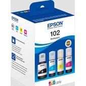 Epson 102 MultiPack T03R640 BK 127ml+CY MA YE je 70ml