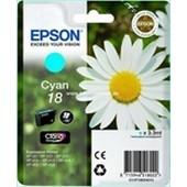 Epson Druckerpatrone T1802 18 - 180 Seiten Cyan