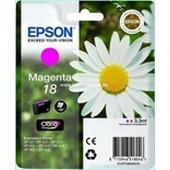 Epson Druckerpatrone T1803 18 - 180 Seiten Magenta