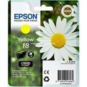 Epson Druckerpatrone T1804 18 - 180 Seiten Yellow