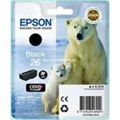 Epson Tinte T2601 - 6,2ml Schwarz