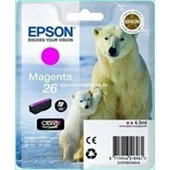 Epson Tinte T2613 - 4,5ml Magenta
