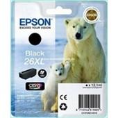 Epson Tinte T2621 - 12,2ml Schwarz XL