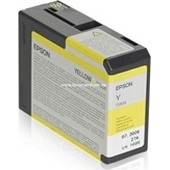 Epson Stylus Pro 3880 - T5804 Druckerpatrone - 80ml Yellow