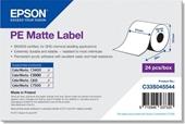 Epson C33S045544 - PE Matte Label - Continuous Roll: 51 mm x 29 m